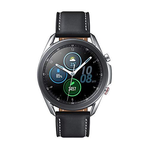 Samsung Galaxy Watch 3 4G Stainless Steel 45 mm Smart Watch - Mystic Silver (UK Version) - £399 @ Amazon