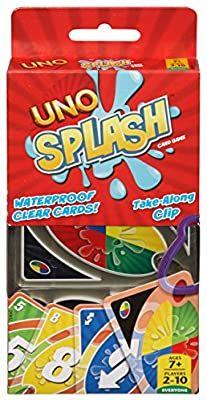 Uno Splash £8.49 (+£4.49 Non Prime) @ Amazon