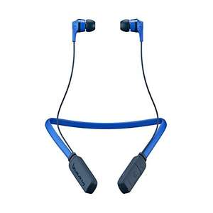Skullcandy Bluetooth Wireless Earbuds with Microphone - Royal Blue £14.99 Sold by SmartSalesUK and Fulfilled by Amazon