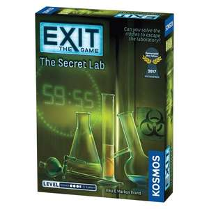 Exit strategy escape puzzle game £10.99 + £2.99 @ Geekcore
