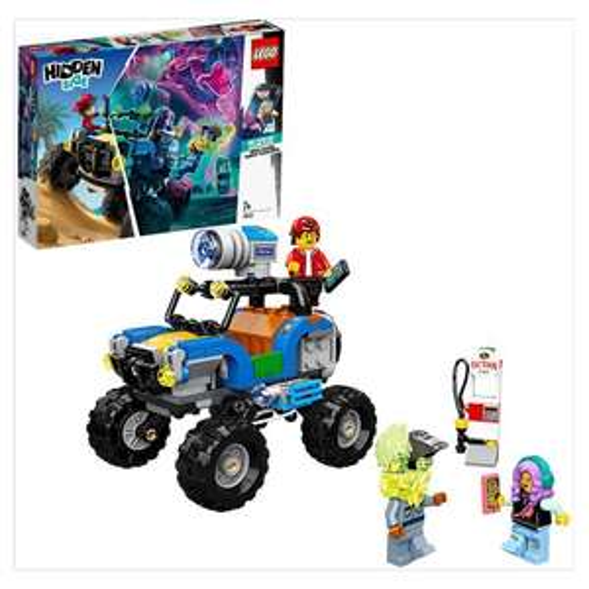 Lego Jacks Beach Buggy 70428 - £9 @ Tesco