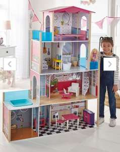 Personalised Miami Mansion Dolls House Now £69.99 / £55.99 new credit customs Free delivery @ Studio