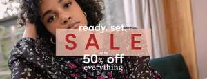 Today only get an extra 15% off dresses at Oasis