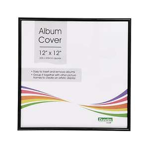 """Album Photo Frame 12"""" x 12"""" for £2.50 @ Dunelm, Free click & collect"""