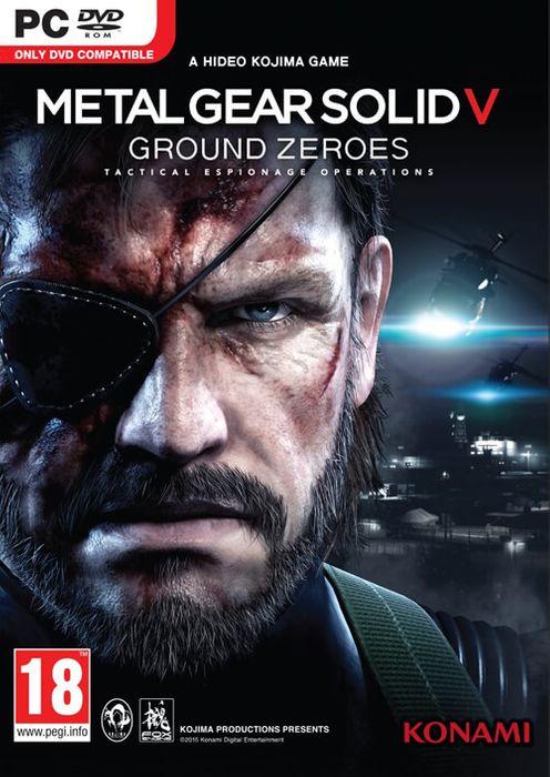 Metal Gear Solid V 5: Ground Zeroes PC 99p @ CDKeys