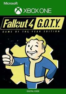Fallout 4 Game of the year edition Xbox £15.99 at CDKeys