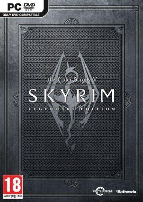 Skyrim Legendary Edition on Steam £5.99 @ CDkeys