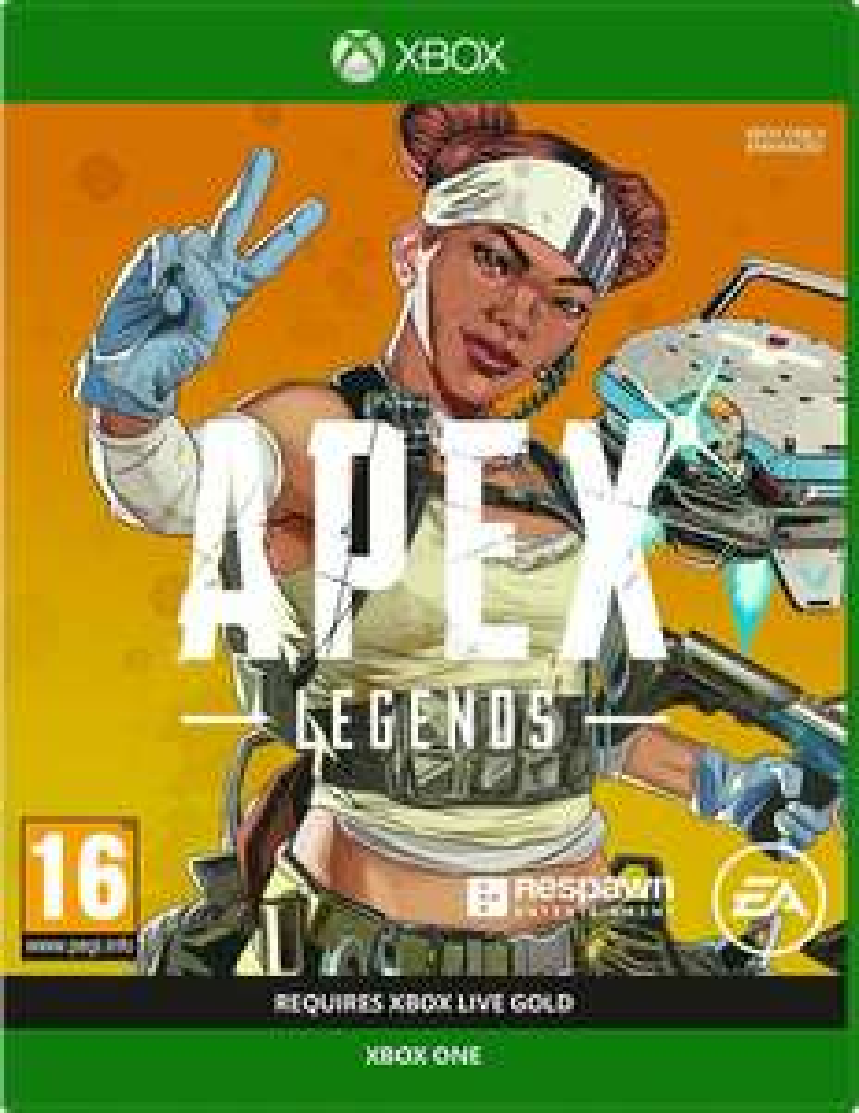 Apex Legends: Lifeline Edition Microsoft Xbox One Game £3.99 Argos Ebay
