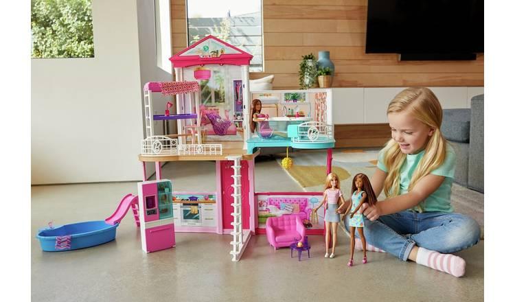 Barbie Estate Dolls House £67.50 Free C&C @ Argos