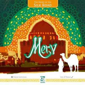 Merv: The Heart of the Silk Road board game £30.95 @ A great read