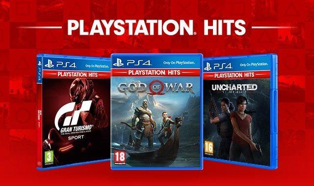 [PS4 Hits Titles] £7.99 each - i.e. Uncharted / Last of Us / God of War / Horizon Zero Dawn / Gran Turismo @ Argos (C&C)