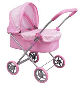Chad Valley Babies to Love - First Pram - £11.32 plus free Click + Collect (or +£3.95 delivery)