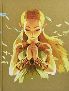 The Legend of Zelda: Breath of the Wild The Complete Official Guide - Expanded Edition Hardcover £26.99 @ Amazon