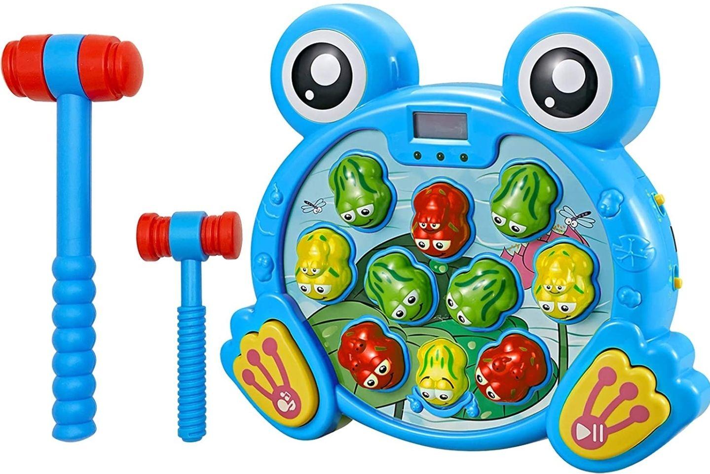 Think Gizmos Interactive Whack a Frog Game £13.75 Prime @ Amazon (+£4.49 non prime)