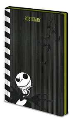 Nightmare Before Christmas 2021 Diary £5.99 shopadopolisltd ebay
