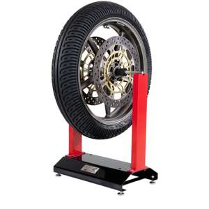 Black Pro Range Wheel Balancer (B5071) £28.49 with code including free courier next day delivery @ GhostBikes