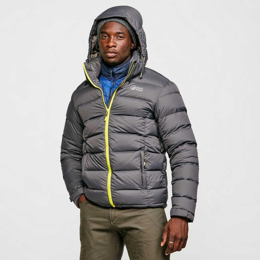 North RidgeMen's Tech Down Jacket £79 at Blacks