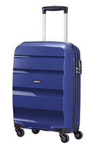 American Tourister Bon Air Spinner Hand Luggage 55 cm, 32 L, Blue (Midnight Navy) £45.10 at Amazon