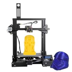 Creality Ender 3 Pro High Precision 3D Printer DIY Kit for £139.12 delivered from Germany using code @ TomTop