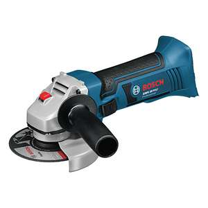 Bosch Professional GWS 18 V-LI 115 Cordless Angle Grinder 115mm - Bare £88 at Wickes