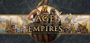 [PC - Steam] Age of Empires Definitive Edition for £3.75 y AOE II Definitive Edition for £7.50 at Gamesplanet
