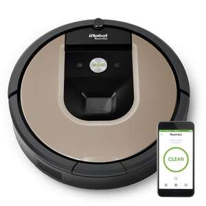 iRobot ROOMBA 966 Robotic Bagless Cleaner Multi-Room £369 at Electrical Discount UK