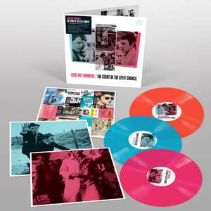 The Style Council - Long Hot Summers: The Story Of... Triple coloured vinyl