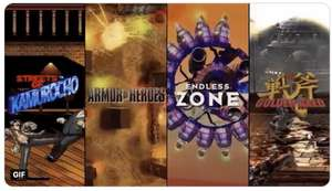 Sega Games : Streets Of Kamurocho/ Endless Zone/ Armor of Heroes/ Golden Axed - Free @ Steam Store