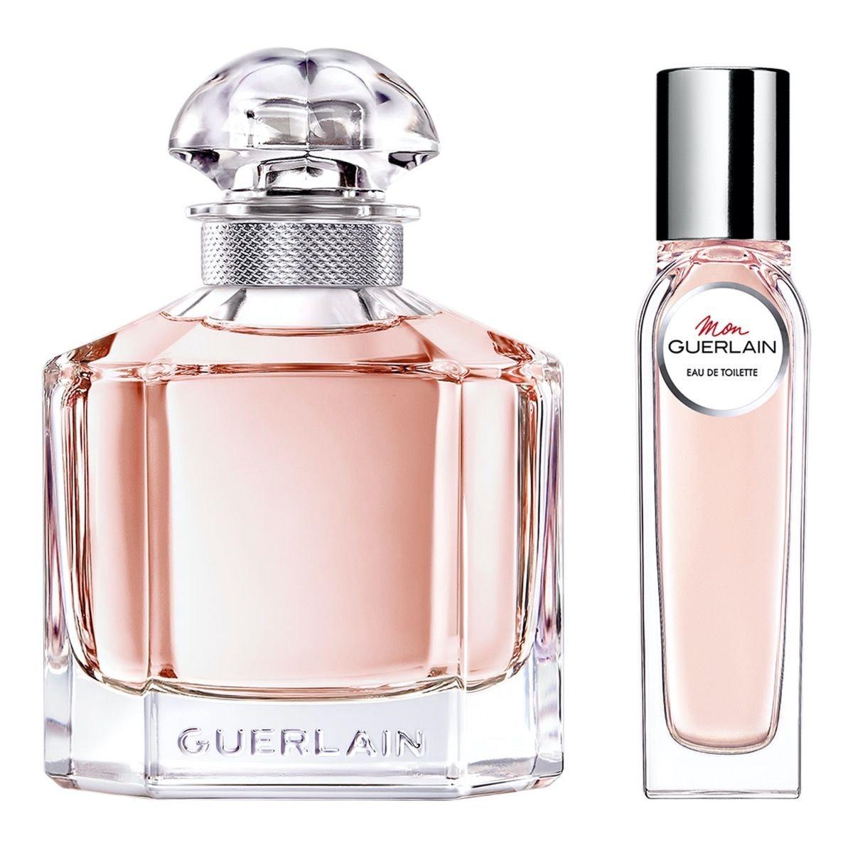 Guerlain Mon Guerlain Eau de Toilette 100ml + 20ml Spray £37.95 @ Perfume Price