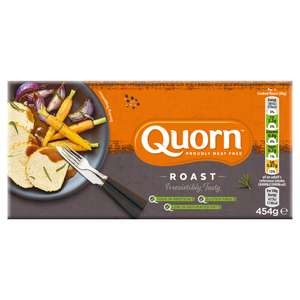 Quorn family roast 454g instore and online @ Sainsbury's