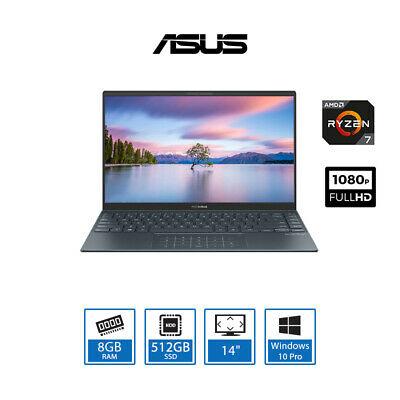 "ASUS Zenbook UM425IA 14"" Business Ultrabook AMD Ryzen 7-4700U, 8GB RAM 512GB SSD. £819.99 @ Laptopoutletdirect"