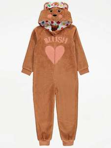 Children in need blush and Pudsey kids onesie reduced to £4 @ asda free c&c