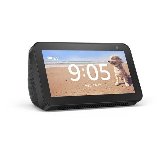 Amazon Echo Show Charcoal - £39.95 / Fire 7 Tablet Alexa 7 Inch 16Gb - £34.95 @ Tesco