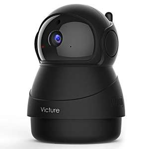 Victure 1080P Wi-Fi Camera Baby Monitor with Camera Motion Detection £15.99 prime / £20.48 nonPrime Sold by DYUE & Fulfilled by Amazon