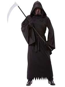Grim Reaper / Phantom of Darkness - Fancy Dress Costume Black - Used: Like New £8.75 prime (+£4.49 MP) Sold by Amazon Warehouse
