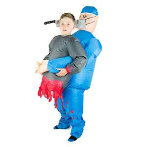 Bodysocks® Inflatable Surgeon Lift You Up Costume (Kids) - Used £17.94 (+£4.49 NP) Sold by Amazon Warehouse