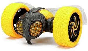 New Bright Tumble Bee Radio Controlled Toy Truck £10 free click and collect at Argos