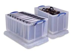 50% off Selected Really Useful Storage Boxes @ Viking Direct