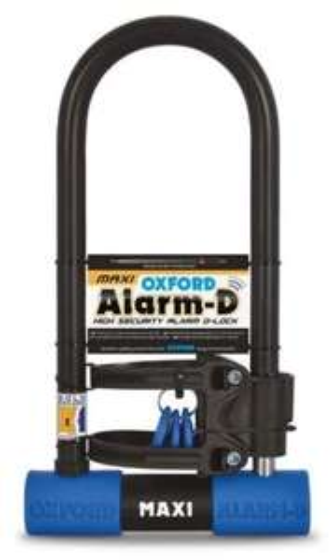 Oxford Alarm D-Lock Maxi £44.98 at winstanleys bikes
