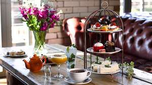 Afternoon Tea with a Cocktail for Two at Revolution Bars £22.01 @ Red Letter Days