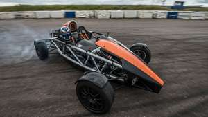 Ariel Atom Driving Blast for One and High Speed Passenger Ride £21.21 @ Red Letter Days