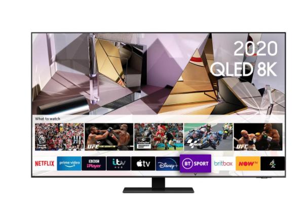 "SAMSUNG QE55Q700T 55"" (2020) 8K TV £1499 @ Spatial Online"