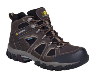 Karrimor Boots mens/ladies £15 + £3.95 delivery @ The Range