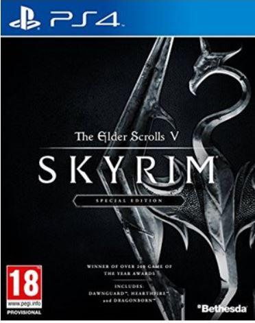 The Elder Scrolls V: Skyrim Special Edition (PS4) - £12.85 Delivered @ Base