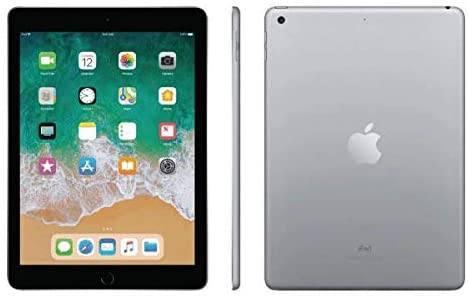 Refurbished iPad 5th Gen Wi-Fi 32GB - Space Grey A1822 £225 at ITZOO