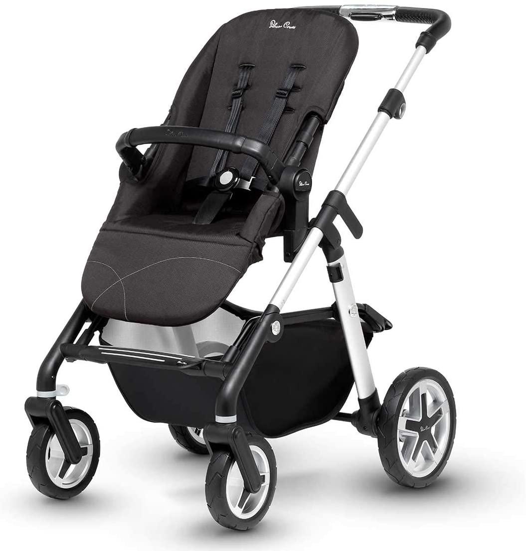 Silver Cross Pioneer Baby Pram and Pushchair - £246.76 @ Amazon
