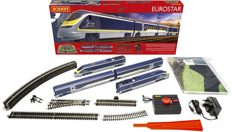 Hornby R1176 Eurostar Train Set - £111.30 @ Amazon Warehouse