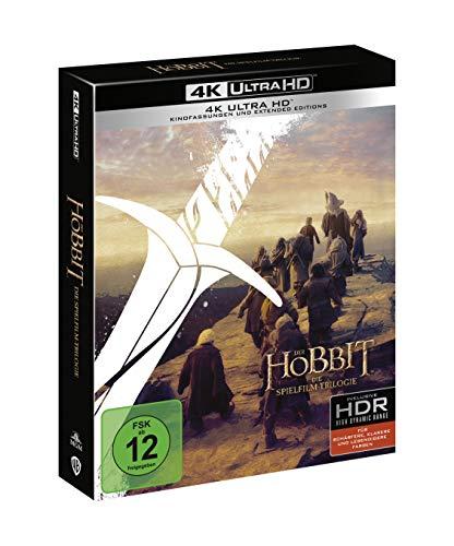 The Hobbit Trilogy - Extended Edition - 4K - £57.31 @ Amazon.de