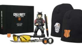 Call of Duty Black ops merch box - £9.99 (+£5.29 Shipping) @ Geekcore