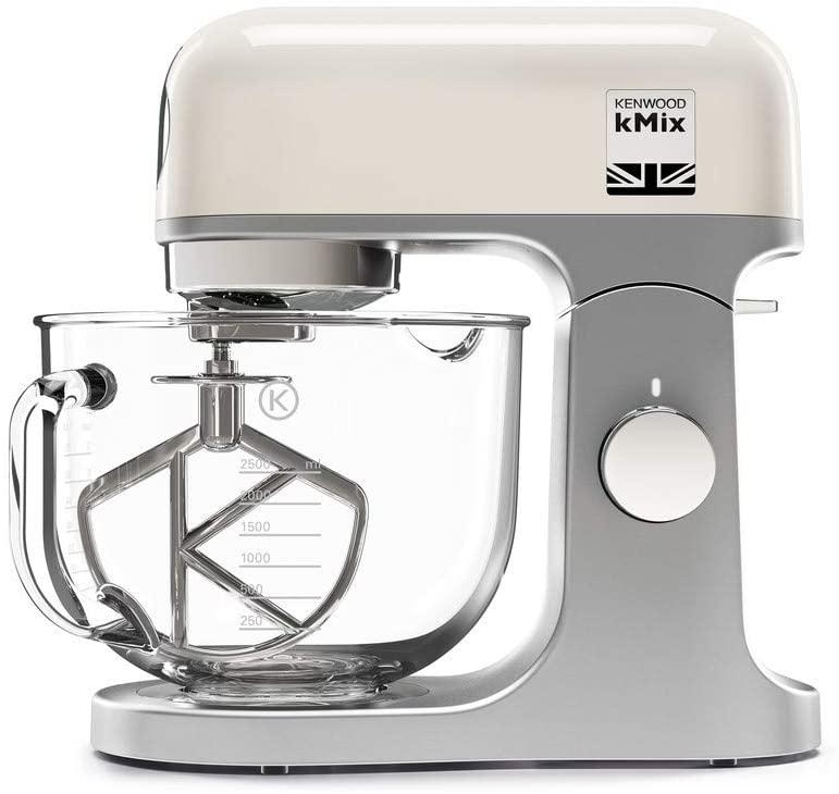 Kenwood KMix Stand Mixer, Cream - £229 @ Amazon